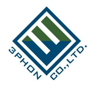 Logo - 3phon